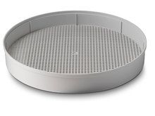 Stockli Dehydrator -  Equipped with variable temperature control with fine adjustment between 20 and 70 °C to provide consistent, gentle drying by actively circulating warm air throughout its three deep trays Features baffles on the fan which distribute heat more evenly with a clever series of concentric outlets in the base Built in safety cut-out device which prevents the dehydrator from over-heating during the dehydrating process if the airflow is restricted due to overfilling...