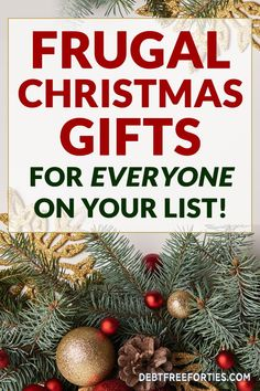 It takes a bit of creativity to find cheap Christmas gifts that fit into your budget. With some planning you can easily find something they'll love! Cheap Christmas Gifts, Christmas On A Budget, Christmas Hacks, Cheap Gifts, Holiday Gifts, Cheap Holiday, Christmas Presents, Living On A Budget, Frugal Living Tips