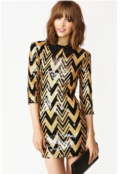 100 Holiday Party-Ready Dresses for Under $100: Nasty Gal, $88