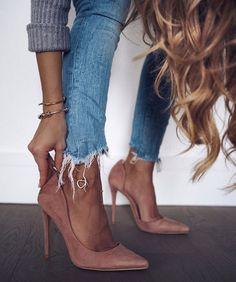 love a good natural heel