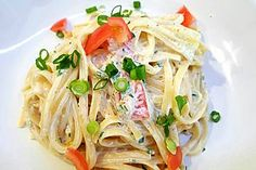 Weltbester Spaghettisalat