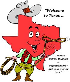 Texas right wingers believe that the Federal government is mobilizing the army to take over the government of Texas.  Not that I would object to that, but even this absurdity will be replaced by something else more absurd to keep the right-wing in a state of agitation and fear.