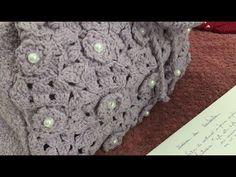Bolsa de crochê em barbante passo a passo - JNY Crochê - YouTube
