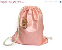 Valentines SALE, Cotton Backpack, Pink color, JUD Hand Made, Premium Product, fashion, Hipster, Gym, cool, student, Luxury, Laptop Bag.