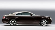 Rolls-Royce Wraith  GENEVA — The Wraith, revealed at the 83rd International Motor Show on Tuesday, is billed as the fastest and most powerful Rolls-Royce ever. That's an interesting new marketing strategy for the hallowed marque, which has heretofore not been pitched to the fast and furious crowd.