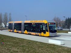 Mode Of Transport, Public Transport, Giant Truck, Train Vacations, New Bus, Road Train, Light Rail, Futuristic Cars, Bus Station