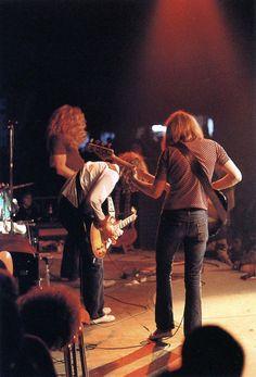 Led Zeppelin August 8, 71. Montreux, Switzerland.     Zephead