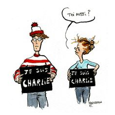 Je Suis Charlie - Un printemps pour Marnie - Marine Fargetton - fr - §