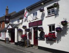Rose & Crown - Had a cottage right next to here