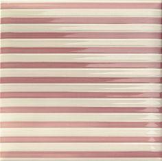 #Mainzu #Lucciola Stripe Pink 20x20 cm | #Porcelain stoneware #Decor #20x20 | on #bathroom39.com at 42 Euro/sqm | #tiles #ceramic #floor #bathroom #kitchen #outdoor
