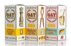 I will gladly devour oatmeal if If I find this in my pantry everyday   Designed by Irving & Co | Country: United Kingdom