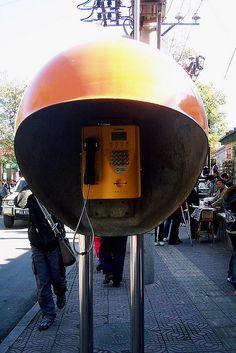 Phone Box Bejing     Hmm I like
