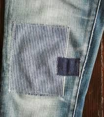patched jeans - Google Search