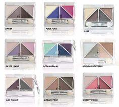 maquiagem importada elf sobras com 4 cores