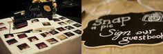 10 Alternative Wedding Guest Book Idea-Polaroid Guestbook