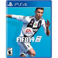 FIFA 19 new soccer simulation game from EA Sports has been released for PC, Xbox One, Xbox 360 and Nintendo Switch. Jeux Nintendo 3ds, Jeux Xbox One, Xbox 1, Xbox One Games, Ps4 Games, Fifa Games, Playstation Games, Playstation Consoles, Games Consoles