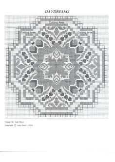 Gallery.ru / Фото #3 - Daydreams - evbo80 Embroidery Designs, Types Of Embroidery, Embroidery Patterns Free, Learn Embroidery, Embroidery Kits, Cross Stitch Patterns, Paper Embroidery, Doily Patterns, Dress Patterns