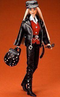Harley Barbie  Harley Davidson Barbie Doll 1st in Series  Blonde Barbie * Learn more by visiting the image link.