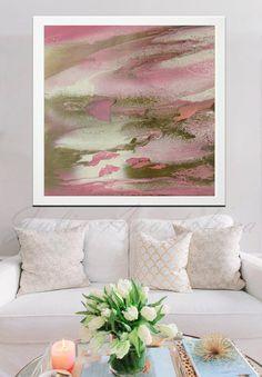 #45inch, #PastelColorsPrint, #Watercolor, #LightPink #PinkandGold, #PinkandBeige, #Abstract, #SquarePrints #PinkAbstract, #PinkPainting #ContemporaryArt #WallArt, #JuliaApostolova, '' #Bahama #Breeze '' #Etsy #Etsyshop #Etsyseller