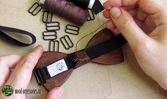 Let's look into the workshop! Here we will see how the master sews a ribbon with our company logo. Each bow tie is created by hand, with great care and love And all wooden ties you can find on WoodenAccessoriesRU.etsy.com✨ Давайте заглянем в мастерскую! Здесь мы увидим, как мастер пришивает ленточку с нашим фирменным логотипом. Каждая бабочка создаётся вручную, с большой внимательностью и любовью❤️ А сами бабочки Вы можете найти на Wood-Accessories.ru #WA_backstage #WA_bowties #waxseal…