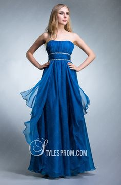 Custom Made Wedding, Prom, Evening Dresses Online Prom Dress 2013, Prom Dresses Blue, Cheap Prom Dresses, Nice Dresses, Bridesmaid Dresses, Formal Dresses, Dresses 2013, Prom 2014, Chiffon Dress Long