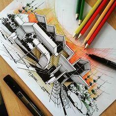 Artist : @m.ansari.architect برای تبلیغات و تبادل به تلگرام مراجعه کنید. #architect #architecture #architektur #architectur #arch #sketch #sketching #plan #site_plan #arq #elevation #section  #archi_model#render #arquiteturadeinteriores #archi #معماری #معمار #راندو #کروکی #اسکیس #پلان #سایت_پلان #نما #برش#ماکت #ماکت_معماری  #راندو_در_معمارى #گالری_معماری_سفید #white_architecture_gallery