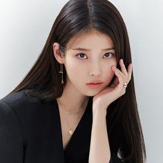 Korean Beauty, Asian Beauty, Idole, Iu Fashion, Korean Actresses, Korean Actors, Fancy, Pink Lips, Beauty Secrets