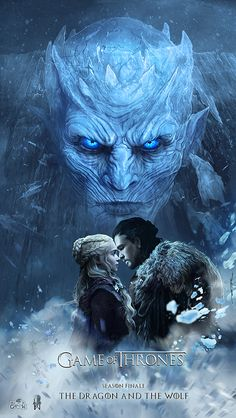 "GameOfThrones S07E07: ""The Dragon and the Wolf""A poster which I prepared from our predictions with becausegeek ------>www.youtube.com/channel/UCOyuH…months before GoT S07! Enjoy the seaso..."