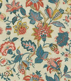 Retail fabric that resembles ottoman period fabric
