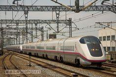 《新幹線》E3系 R8編成 №C0012_画像1