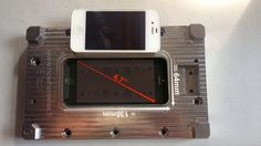 Latest iPhone 6 leak shows room for that 4.7-inch screen | New mold plate images potentially reveal the iPhone 6's final shape, including its larger screen. Buying advice from the leading technology site