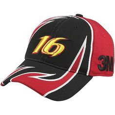 Chase Authentics Greg Biffle Mens Fragment Hat by Football Fanatics. $24.95. Chase Authentics Greg Biffle Fall 2012 Fragment Adjustable Hat - Red/BlackSix panels with eyeletsOfficially licensed NASCAR productAdjustable hook and loop fastener strapStructured fitContrast color accentsImportedQuality embroidery100% Cotton100% CottonStructured fitAdjustable hook and loop fastener strapQuality embroideryContrast color accentsSix panels with eyeletsImportedOfficially lic...