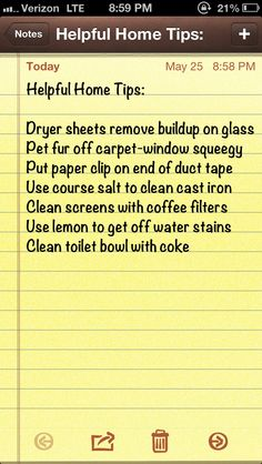 Helpful home tips #HomeTips #Aroundthehouse