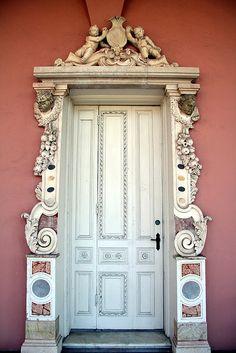 Fancy Door Ringling Museum