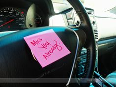 Post It Note Date! - The Dating Divas - FREE!