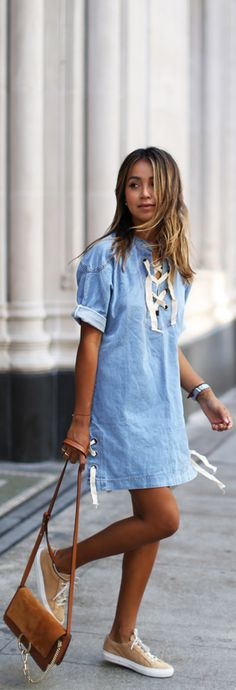 Forever Denim / Fashion By Sincerely Jules