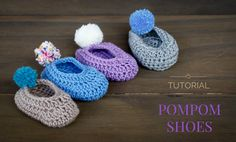excellent, very detailed FREE tutorial/pattern with lots of photos. Best baby shoes tutorial EVER!