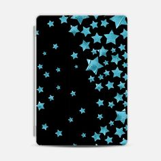 Starry Magic Blue iPad Case by Lisa Argyropoulos get $10 off using code: H5E5FU
