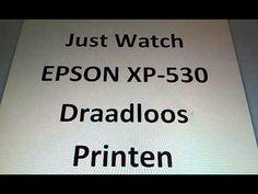 Epson XP-530   Draadloos Printen