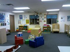 My toddler classroom (10-18 months) located in Southeast Michigan