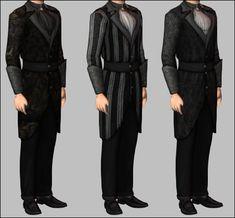 esperesa | 12 Days of GoSMas - 12 TS3toTS2 outfits