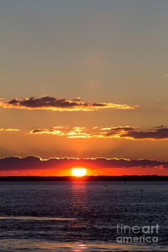 ✯ Sunset At Indian River