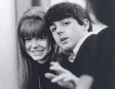 Paul McCartney and Jane Asher Photos) – The Beatles Paul Mccartney Beard, Paul Mccartney Young, Paul Mccartney Quotes, My Love Paul Mccartney, Jane Asher, Music Station, Stevie Ray Vaughan, Music Aesthetic, Wife And Girlfriend