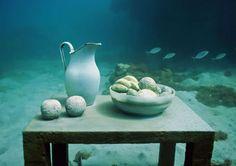 Jason Decaires Taylor Escultura y Arte bajo el agua07 Jason Decaires Taylor underwater Sculpture and Art