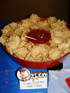 Toy Story Food Ideas