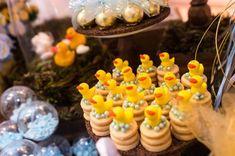 decoracao_cha_de_bebe4 Baby Shower, Desserts, Food, Baby Boy Shower, Fiestas, Sweets, Toddler Girls, Babyshower, Tailgate Desserts