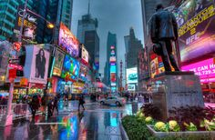 Times Square - null