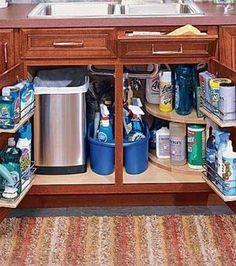 Photo extraite de Ces astuces vont vous permettre de mieux ranger votre cuisine (13 photos)