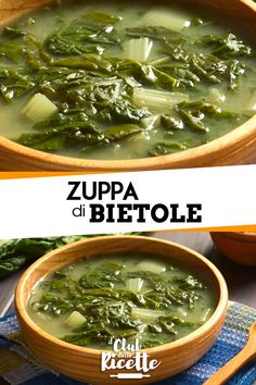zuppa di bietole Soup Recipes, Diet Recipes, Healthy Recipes, Confort Food, Best Italian Recipes, Soup And Sandwich, Vegetarian Cooking, Veggie Dishes, Diet Meal Plans