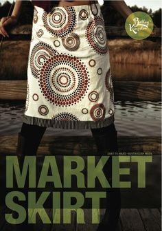 market skirt pattern